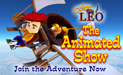 Animated Educational Show For Kids!