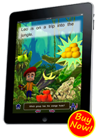 Click to to view details of Leo's Mayan Quest app.